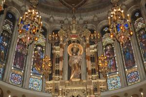 Visita Guiada:Real Santuario de San José de la Montaña. Barcelona.