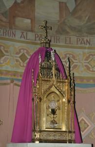 Real Santuario de San José de al Montaña. Barcelona.