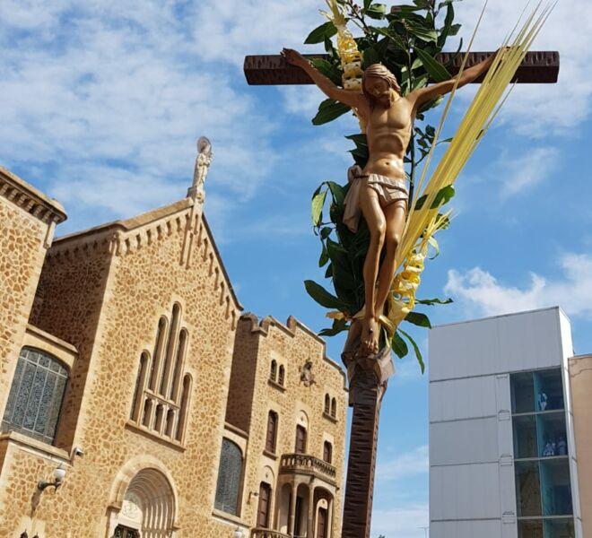 domingo de ramos san jose de la montaña santuario barcelona