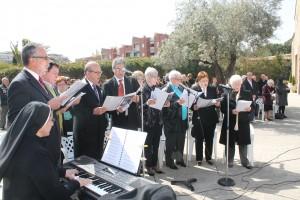 Coro de San José de la Montaña