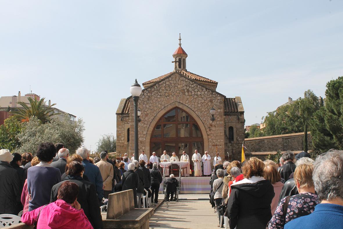 Celebración en San José de la Montaña