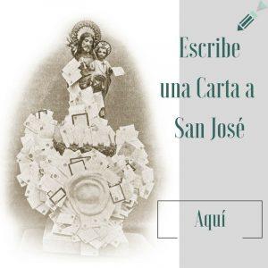escribe tu carta a san jose