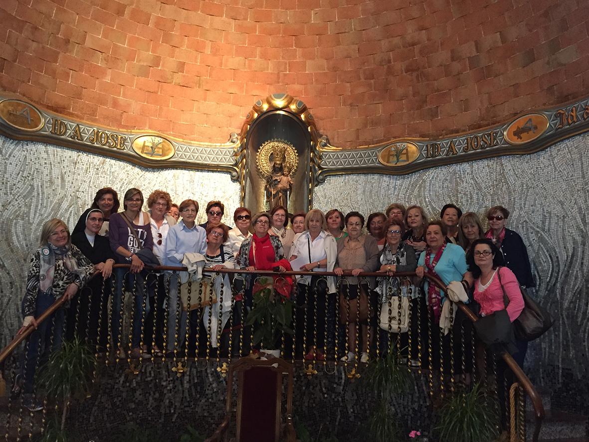Antiguas Alumnas del Colegio de Catarroja, visita Guiada.