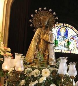 solemnidad nuestra señora de los desamparados