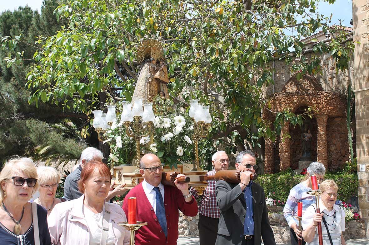 Nuestra Señora de los Desamparados y San José de la Montaña
