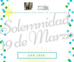 Solemnidad San José