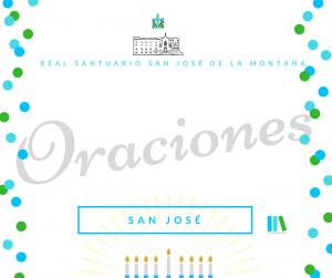 oraciones para la devoción de San José