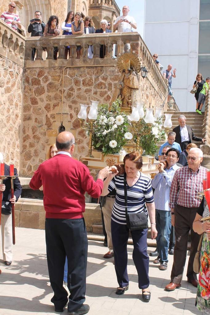 Procesión Nuestra Señora de los Desamparados