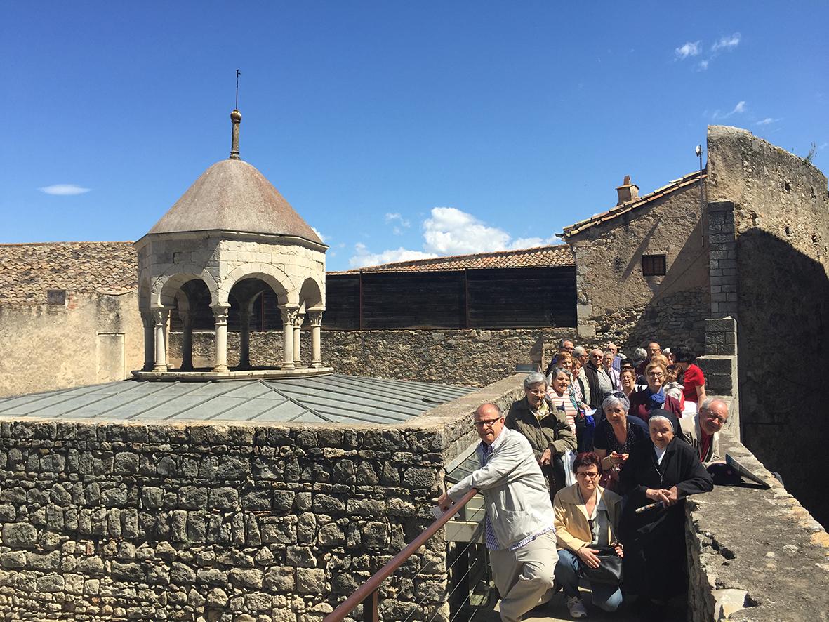Visita a Girona: Tejado de la Catedral
