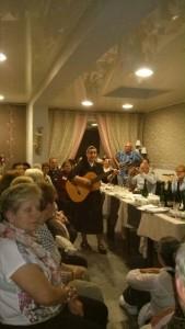 Sopar de Germanor a Lourdes