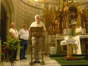 Misa Rociera Santuario San José de la Montaña, Barcelona.