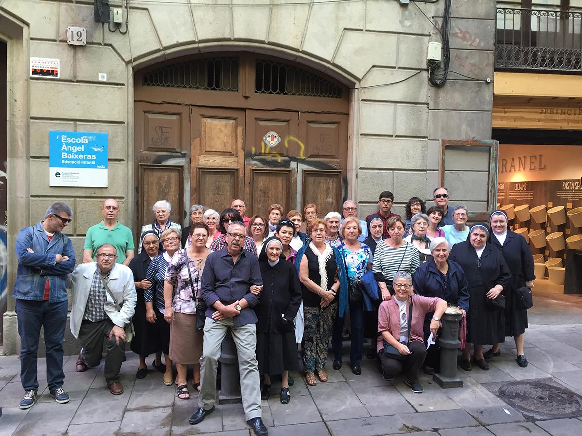 Festividad de la Beata Petra: Ruta por Barcelona.