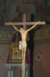 Viernes de Cuaresma. Cristo en la Cruz. Real Santuario de San José de la Montaña
