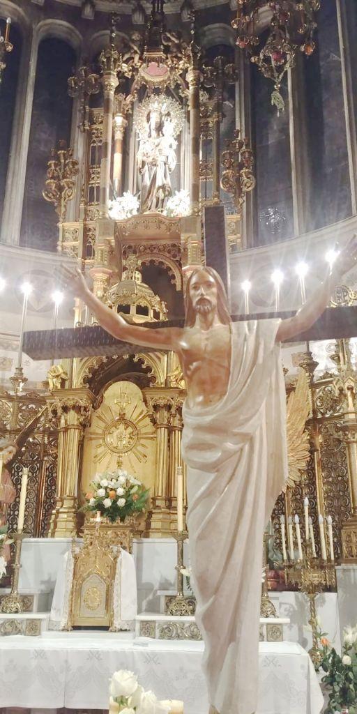 JESUS RESUCITADO SAN JOSE DE LA MONTAÑA SANTUARIO