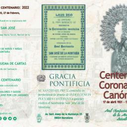 Programa del centenario