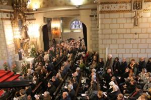 Solemnidad San José 2016: Eucaristía, desde el pulpito