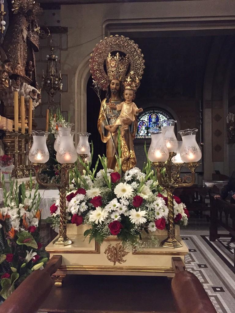 Solemnidad San José 2016