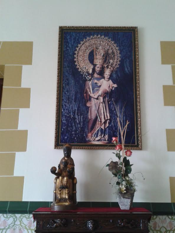 Solemnidad de Nuestra Señora de Montserrat y Beata Petra