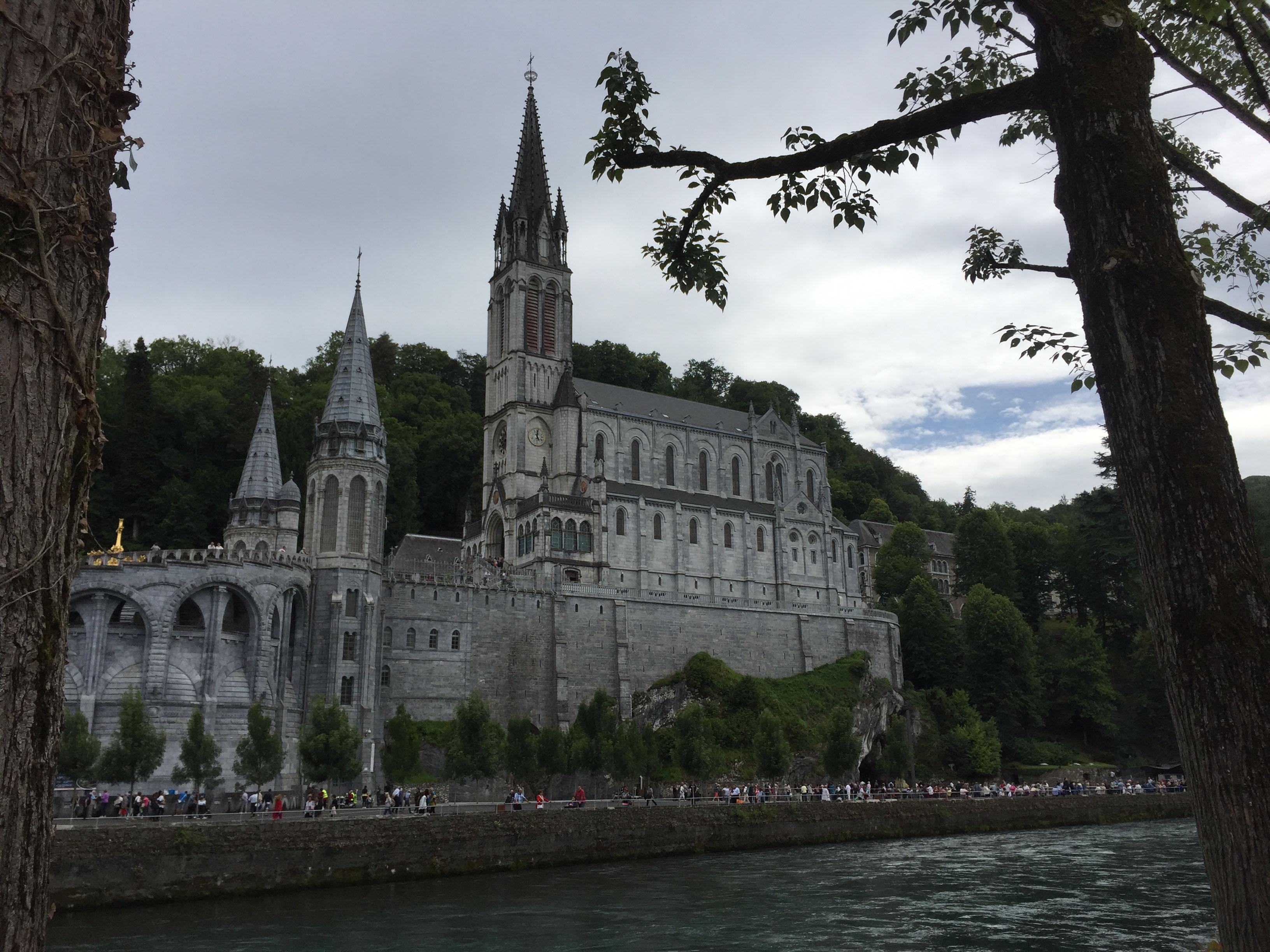 Peregrinación Lourdes 2016