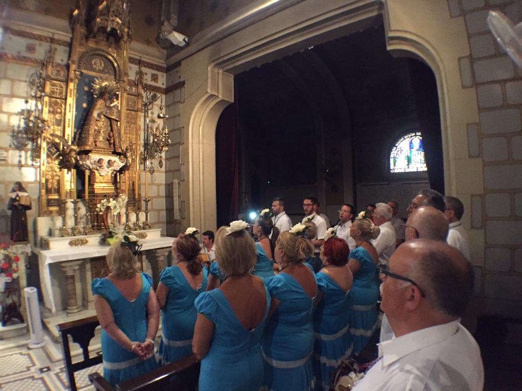 Misa Rociera en Barcelona