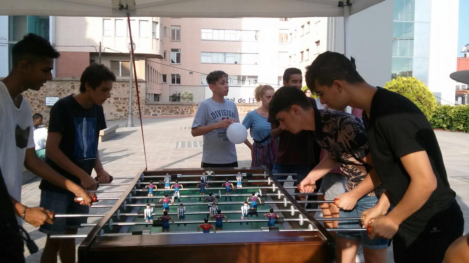 Concurs Futbolí Concurso Futbolín