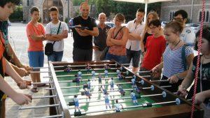 Concurso Futbolín