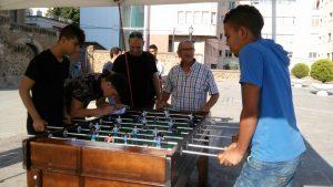 Concurso Futbolin
