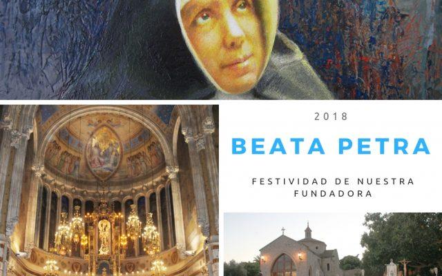 Beata Petra 2018 – Eucaristía en su Capilla
