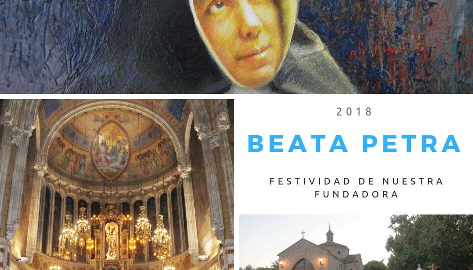 Festividad #beataPetra