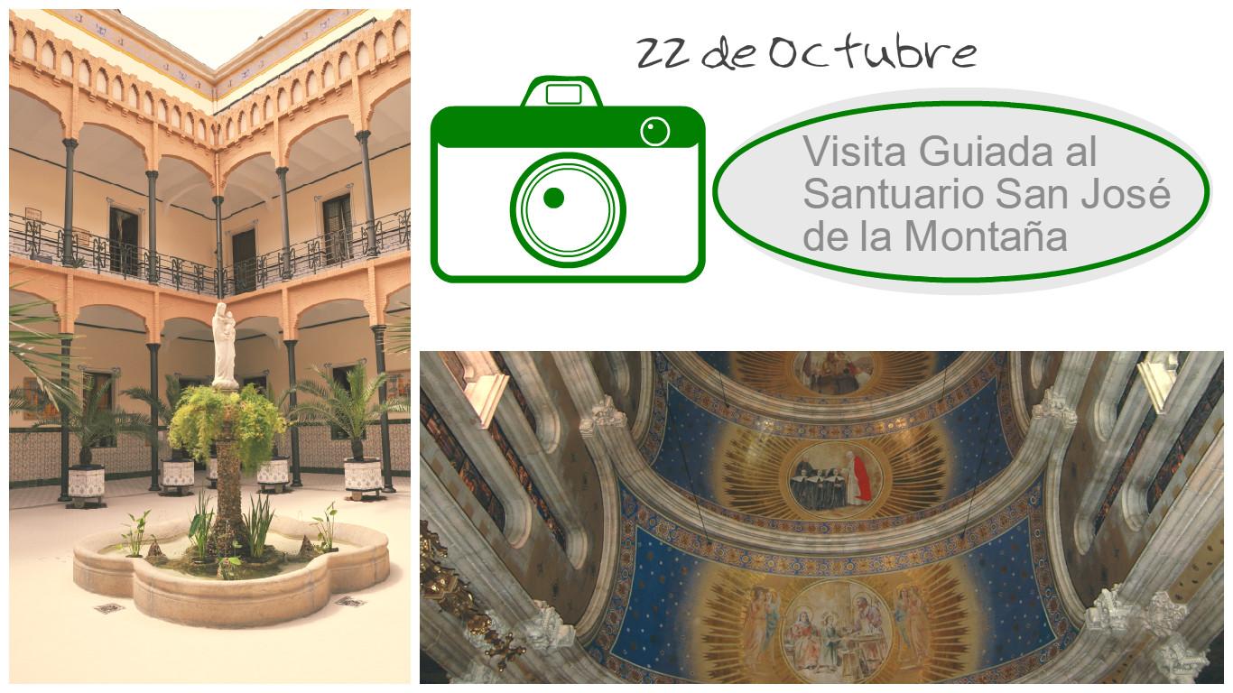 Visita Guiada al Santuario Octubre 2016