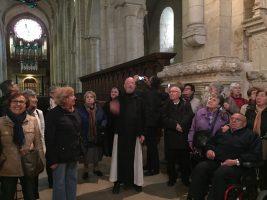 Peregrinación al Monasterio de Poblet 2017
