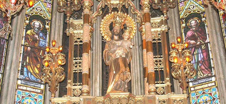 real santuario san jose de la montaña barcelona reial santuari sant josep de la montaña