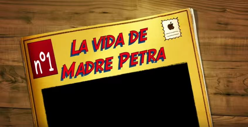 vida de madre petra video divertido