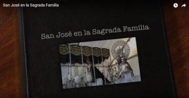 San José de la Montaña en la Sagrada Familia