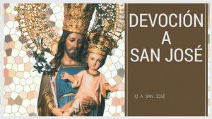 devocion san jose devocio sant josep barcelona saint joseph
