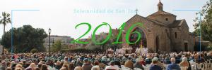 Solemnidad 2016