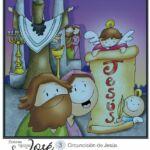 circuncisión de jesus dolor y gozo de san jose