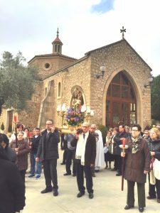 domingo josefino procesión