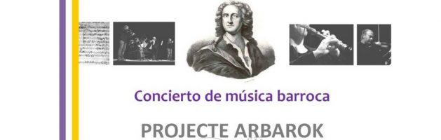 Concierto Música de Cámara Barroca