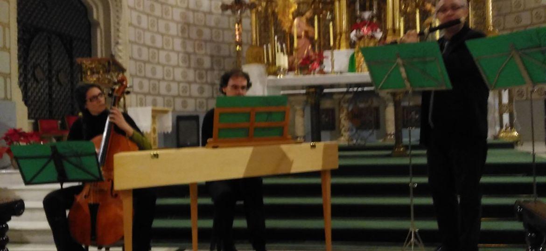 musica en el santuario