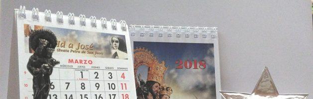 Últimos Calendarios del 2018