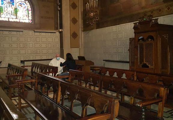 la confesión en cuarentena