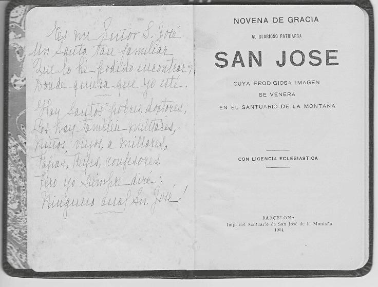 Novena de 1904