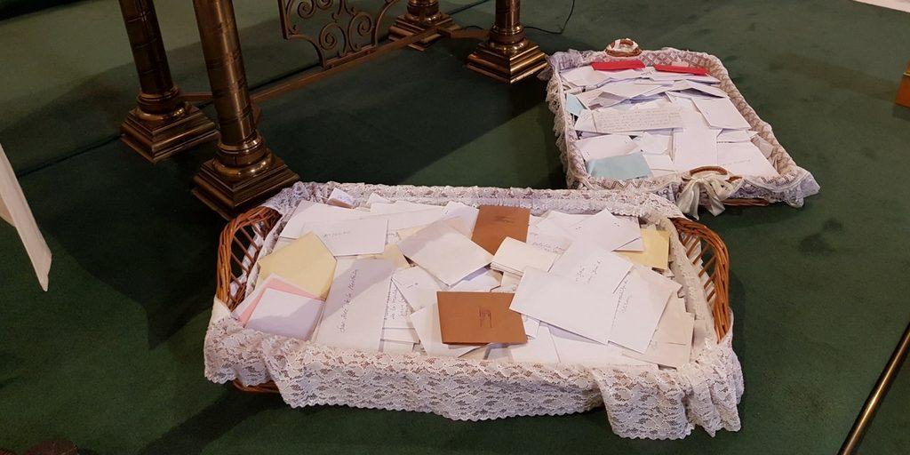 Cartas a San José