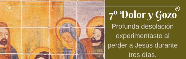7º Dolor y Gozo de San José – Real Santuario San José de la Montaña