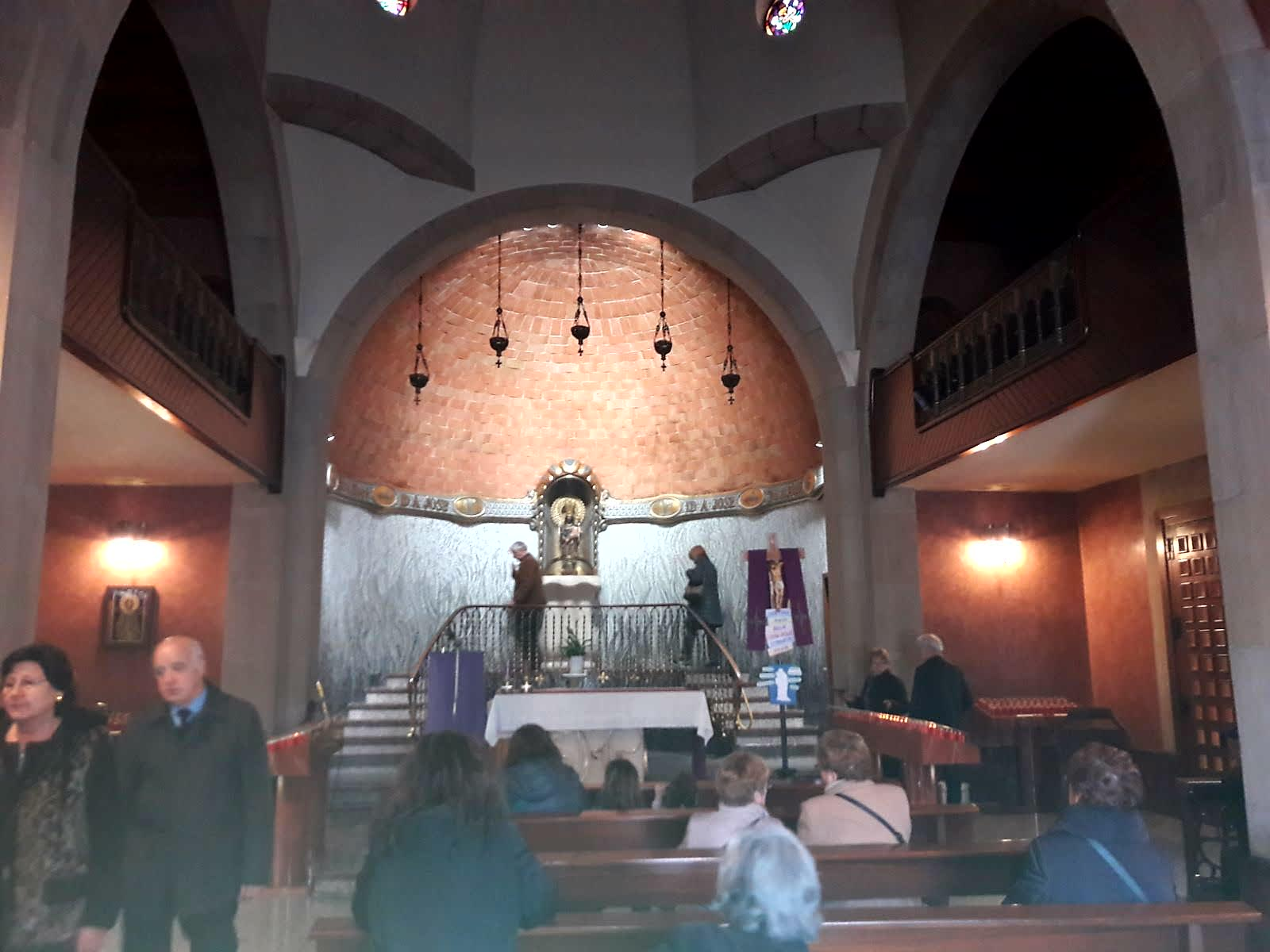capilla san jose domingo