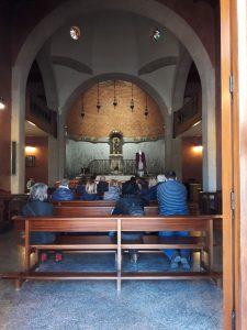 capilla de san jose barcelona