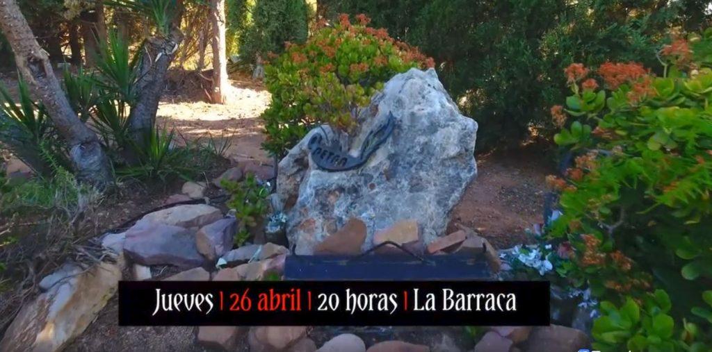 misterio de Beata Petra de san jose huesos en puçol.
