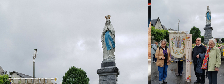 Peregrinaje a Lourdes 2018