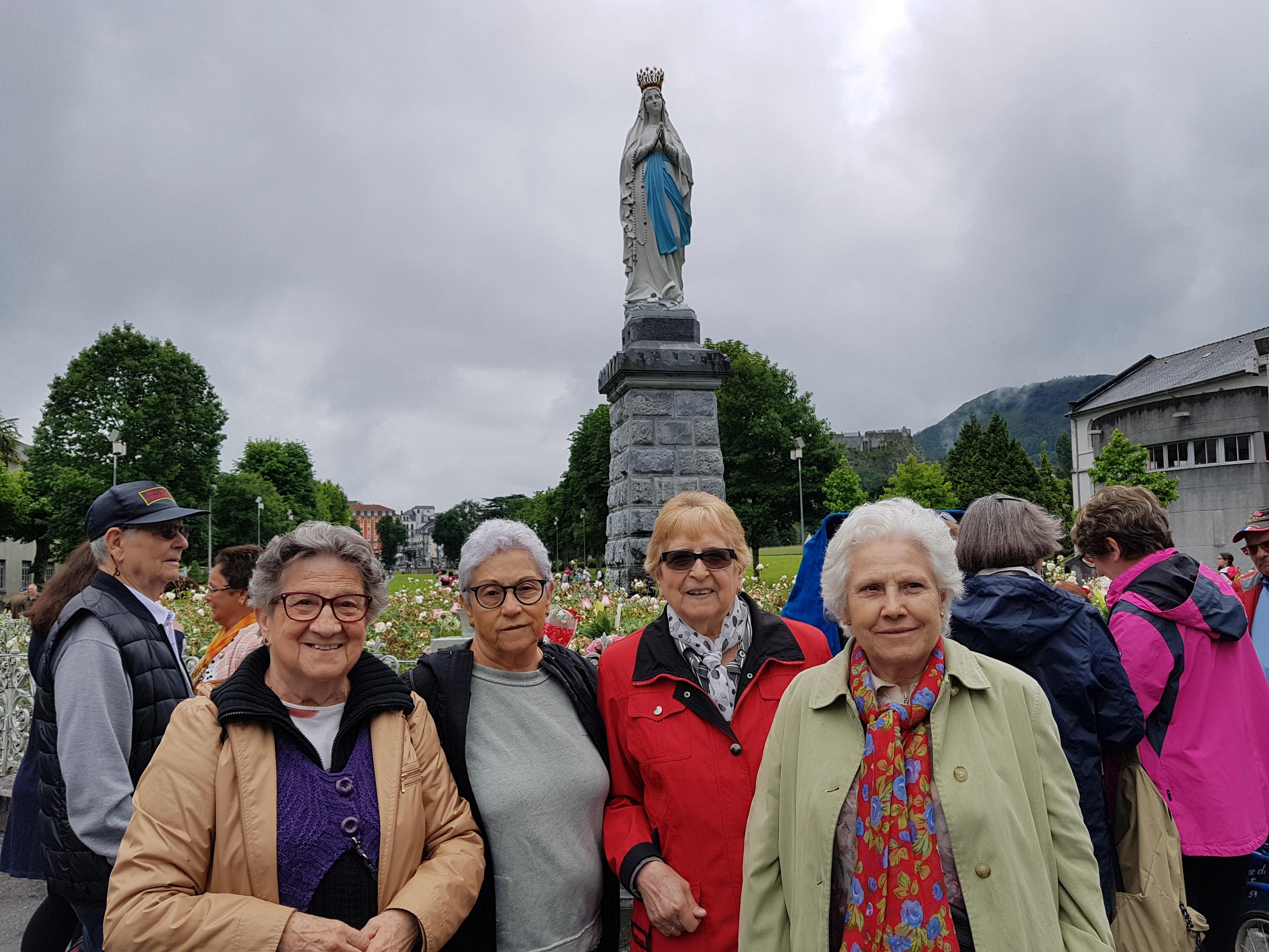 Peregrinación a Lourdes 2018